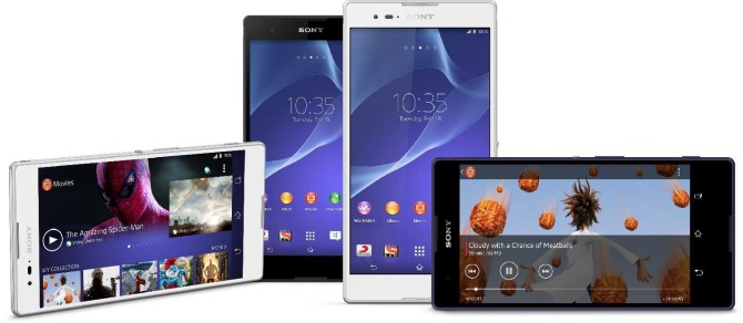 Sony Xperia T2 Ultra Dual a 6-inch display smartphone launched at INR 25,990 in India