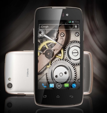 Xolo A510s 3G smartphone listed on company website at price INR 7,499