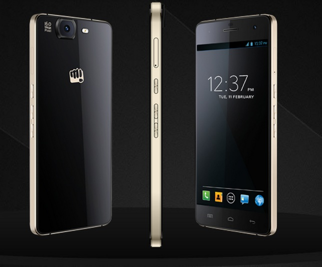 Micromax Canvas Knight first tru Octa core processor is available on company website price INR 19,999