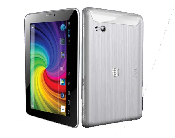 Micromax launched two new tablets under Canvas Tab and Funbook series