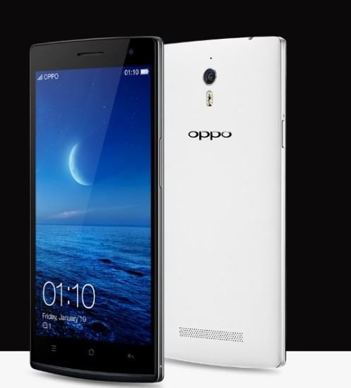 Oppo Find 7 with 2K resolution display and 5.5-inch screen launched