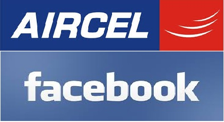Aircel launched Facebook For All, Free access to Facebook app and messenger