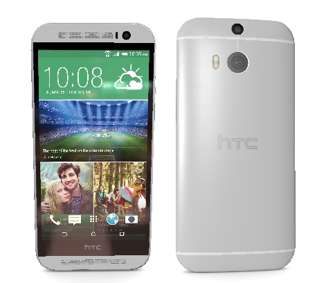 HTC One M8 - A shiny new Android toy with great performance launched