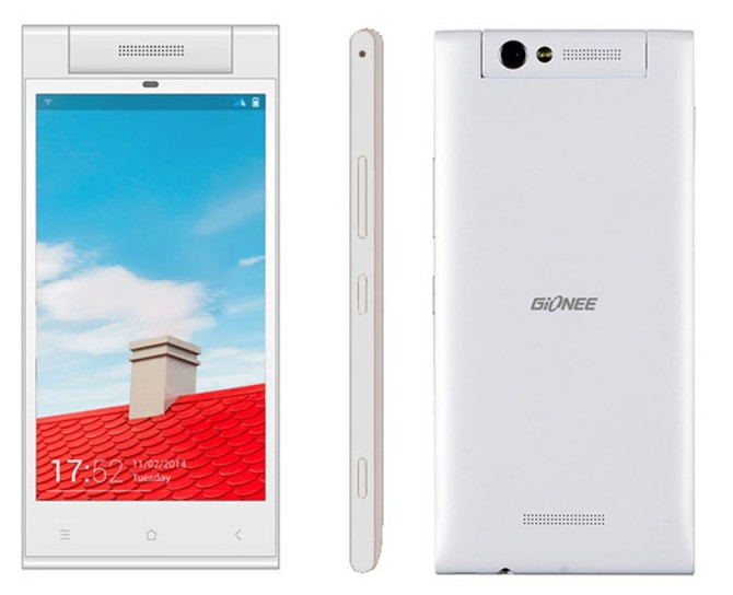 Gionee Elife E7 Mini goes on sell online on India for INR 19,500