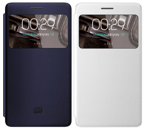 the best attitude 9dc9c d489c Micromax launched Canvas Doodle 3 with 6-inch WVGA display at INR ...