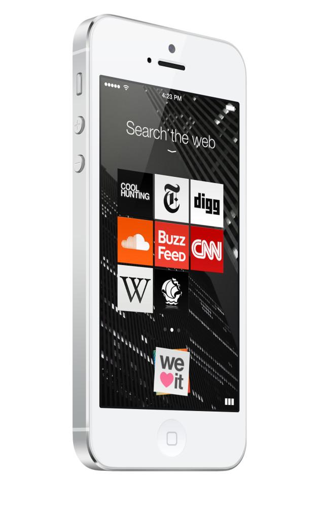 Opera Coast For iPhone (7)