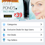 ShopClues Mobile Shopping App Review