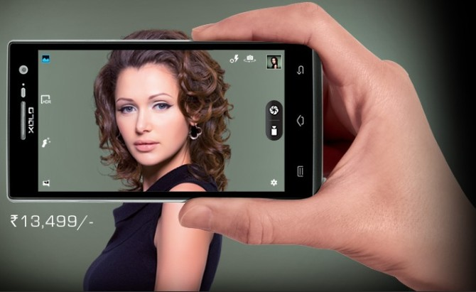 Xolo Q1010i with 5-inch display,8-MP camera launched at Rs. 13,499