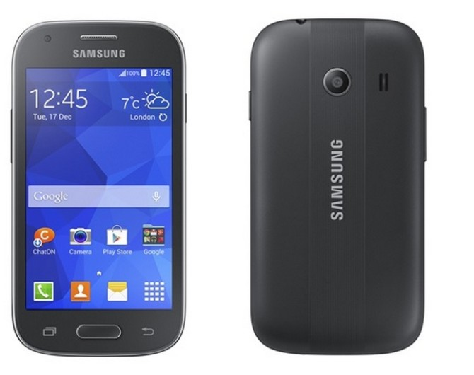 Samsung Galaxy Ace Style announced, 4-inch display, Android KitKat OS, 5MP camera