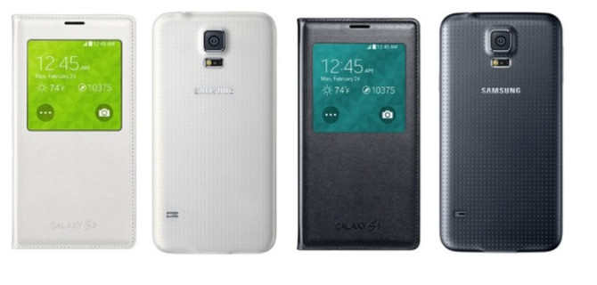 Samsung Galaxy S5 Wireless charging covers launched