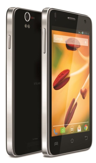 Lava Iris X1 launched with Android KitKat, comparison with Moto E and Micromax Unite 2