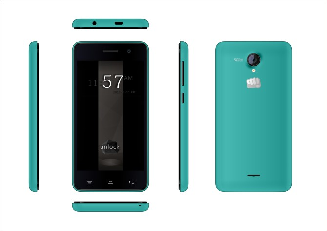 Micromax Unite 2 A106 first Android Kitkat smartphone from company announced