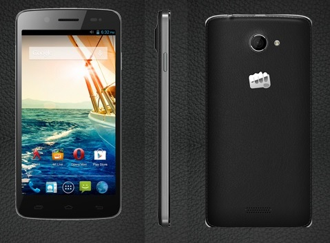 Micromax listed Canvas Elanza 2 on its website 5-inch display, quad core processor