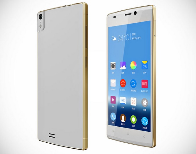 Gionee Elife S5.5 goes on sale at price INR 22,999 in India