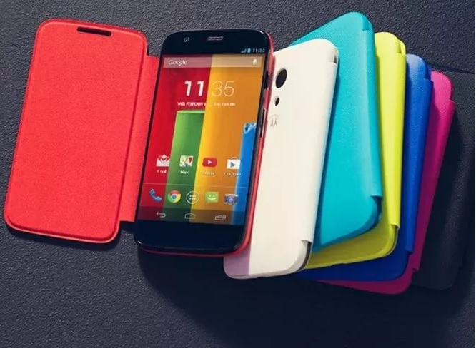 Motorola Moto G LTE version announced with Micro SD card support