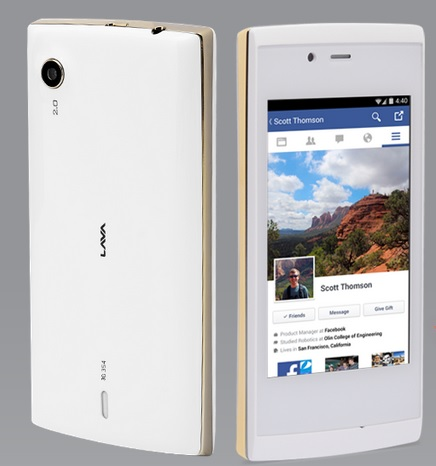 Lava 3G 354 get listed on official website 3.5-inch display, dual core processor