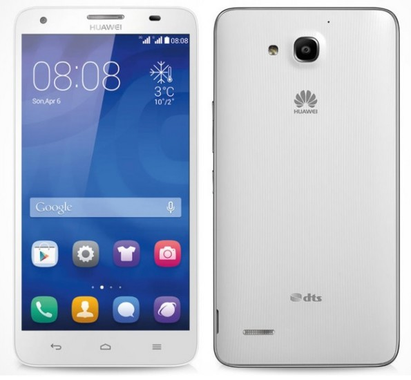 Huawei announced  a trio of Android smartphone Honor 3C, Ascend G750 and Ascend G6
