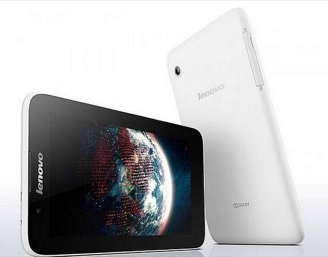 Lenovo A7-30 a 7-inch voice calling tablet launched in India at price INR 9,979