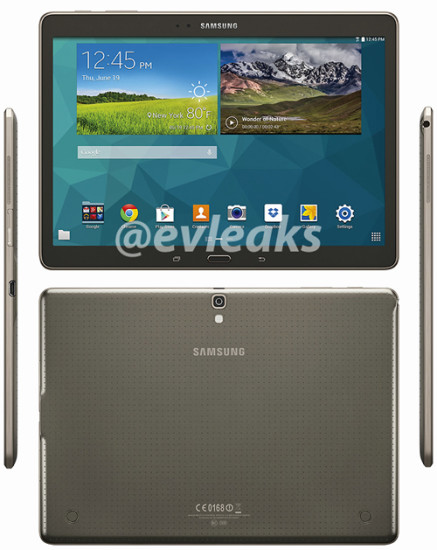Rumours- Samsung Galaxy Tab S new series of premium range coming soon