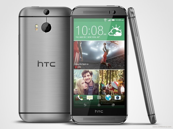 HTC One M8 - Official Photo