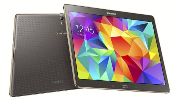 Samsung Galaxy Tab S 10.5 Bronze Color