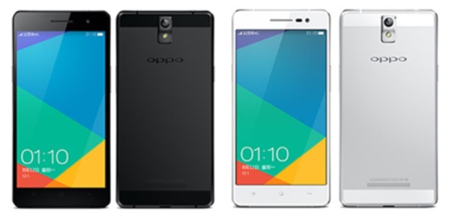 Oppo R3 with 5-inch display and quad core processor announced in China