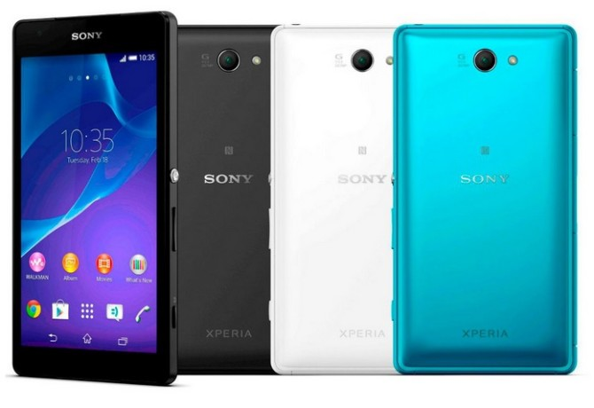 Sony Xperia Z2a a 5-inch display quad-core processor, 3GB RAM smartphone launched