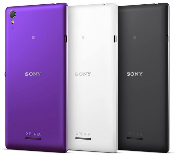 Sony Xperia T3 with 5.5-inch display and slim design and Android 4.4 OS announced