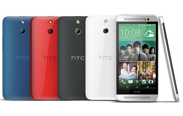 HTC One E8 India
