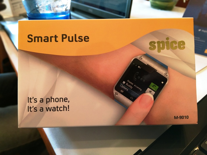 Spice Smart Pulse Smartwatch (2)
