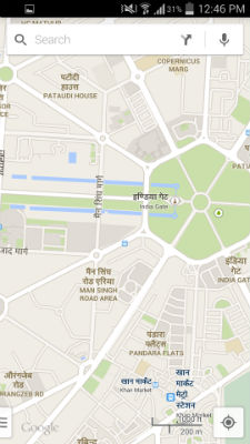 google maps hindi (1)