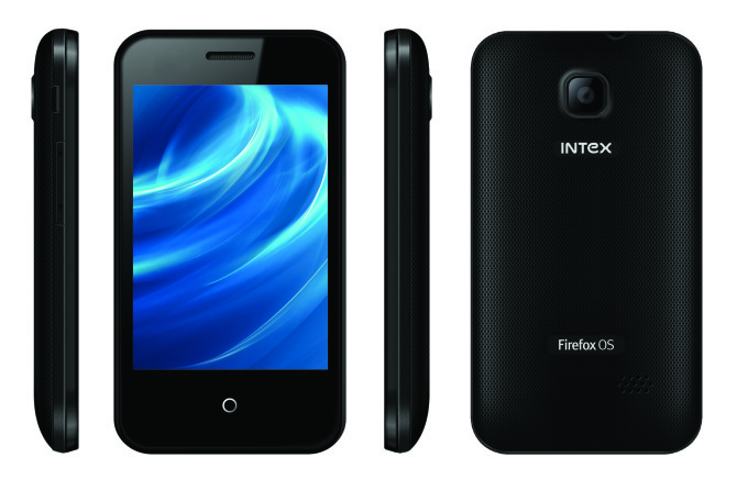 intex cloud fx with firefox os launched hands on review. Black Bedroom Furniture Sets. Home Design Ideas