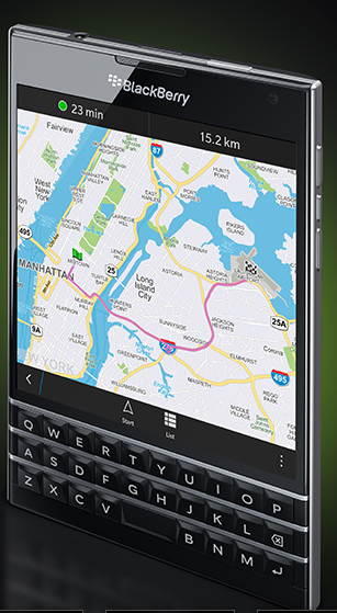 Blackberry Passport 2