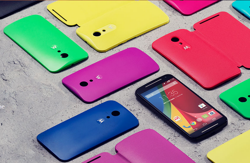 New Moto G Official Pictures (4)