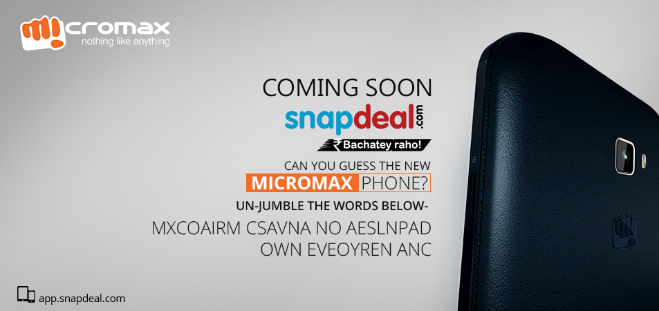 Snapdeal Contest (1)