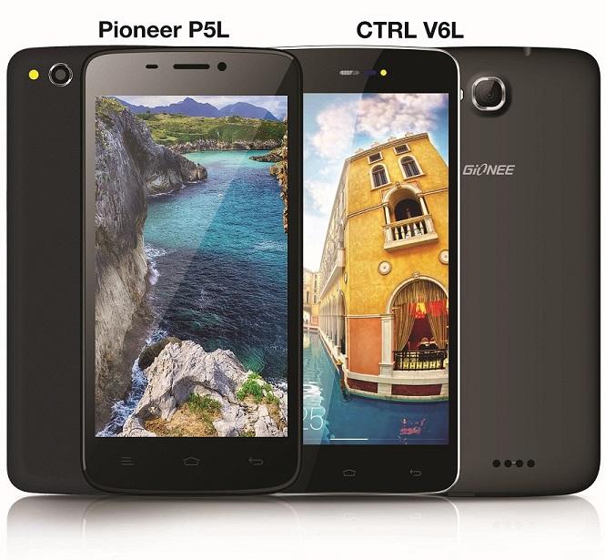 Gionee V6L & P5L