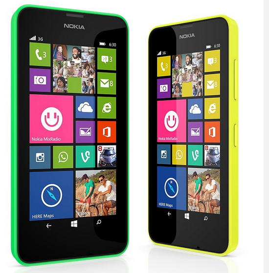 The microsoft lumia 630 price in pakistan