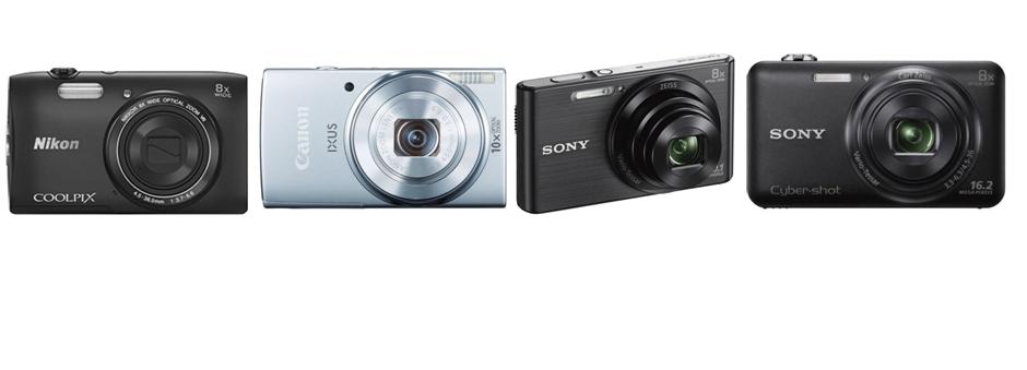 Best Digital Cameras Under Rs. 10,000