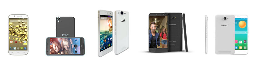 Best Selfie Smartphones In India