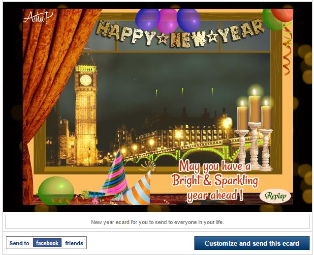 Best ways to wish happy new year-4