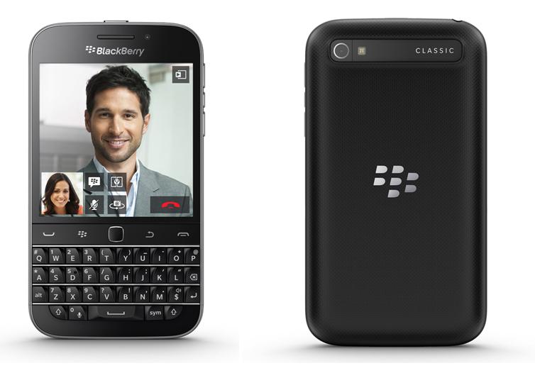 Blackberry Classic-5