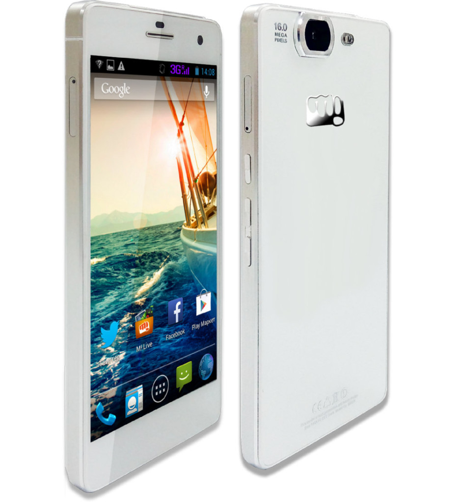 Micromax Canvas Knight A350-2
