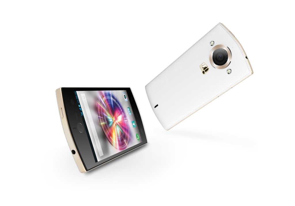 Micromax Canvas Selfie_White