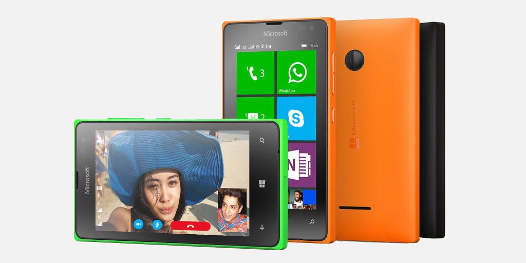 Microsoft Lumia 435 (1)