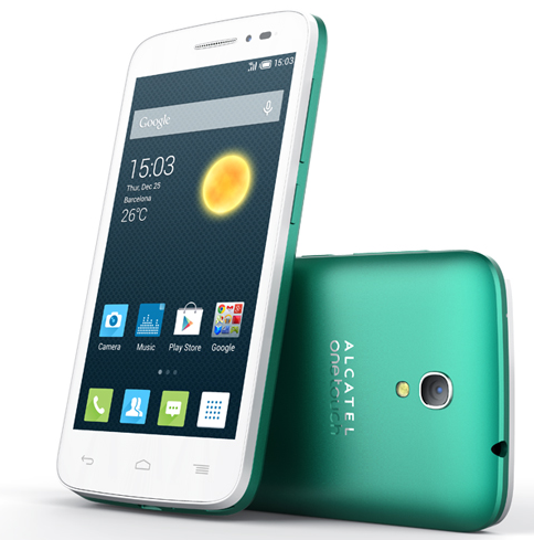 Alcatel OneTouch Pop 2 series- 3