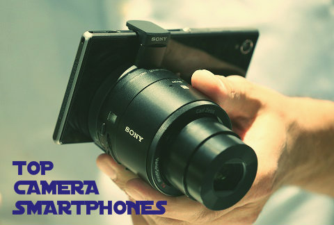 Top Camera Smartphones You Can Buy Right Now