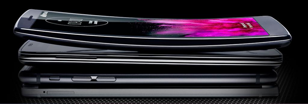 LG G Flex 2-CES 2015