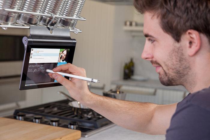 Lenovo Yoga Convertibles & Tablets (Lenovo Yoga 2 with anypen)
