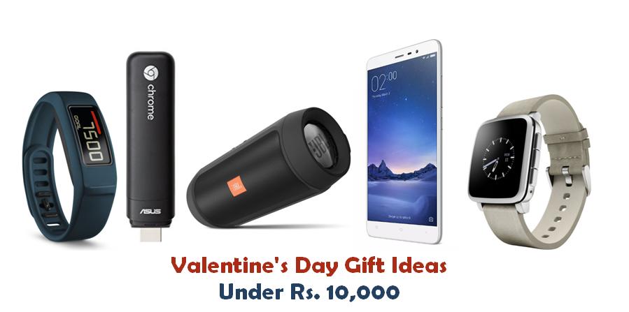 Valentine's Day Gift Ideas Under Rs. 10,000