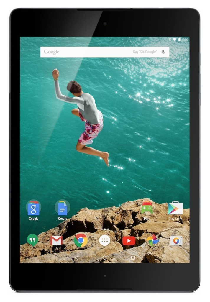 Google Nexus 9 LTE Variant-1